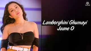 Lamborghini Full Song With Lyrics Neha Kakkar   - YouTube