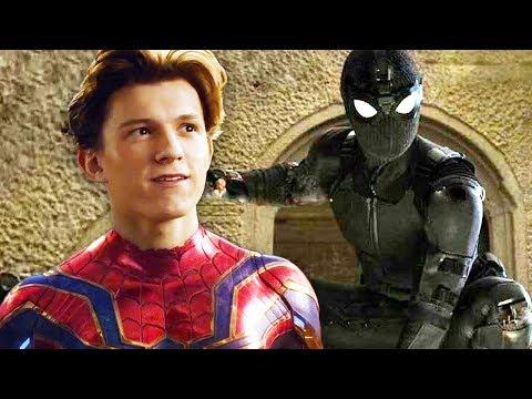 Spider-Man Far From Home Official Plot Synopsis Teaser Breakdown