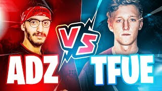 ADZ VS TFUE EN 1VS1 ! LA NOUVELLE ZONE FINAL WTF ?