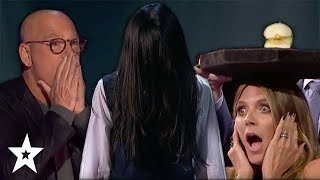 Scariest Auditions Ever!   Halloween