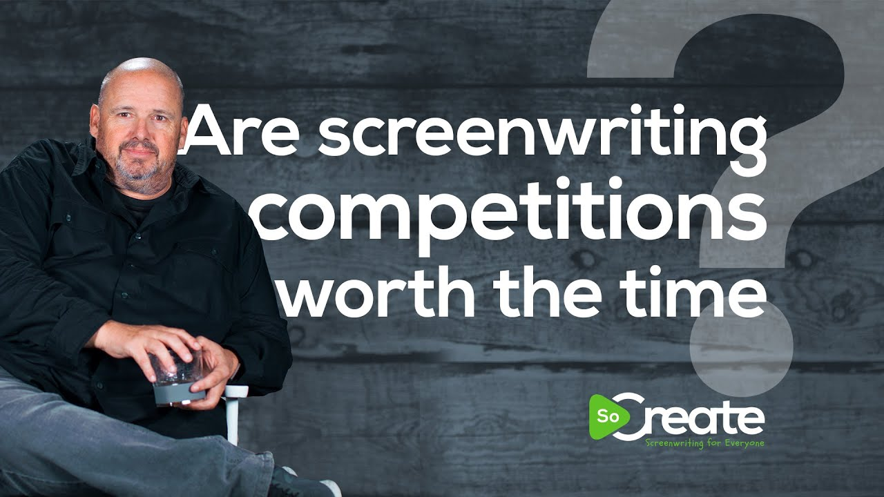 Need Exposure for Your Screenplay? Enter a Contest, Says Screenwriter Doug Richardson