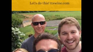 This is How We Do Winery Tours with The Tipsy Sommelier!