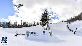 GOLD MEDAL VIDEO: Jeep Womens Snowboard Slopestyle   X Games Aspen 2020