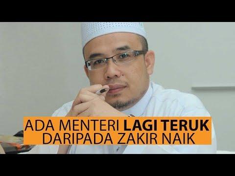 Kenyataan Menteri Lagi Teruk Daripada Zakir Naik - MAZA