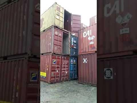 Duty paid Containers in Mumbai