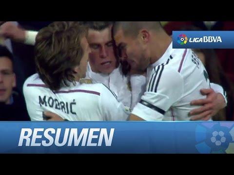 Resumen de Real Madrid (2-0) Levante UD