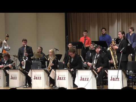 My schools Jazz Ensemble Performing Duke Ellington's Battle Royal