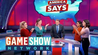 The Mixologists Could Win! | America Says | Game Show Network
