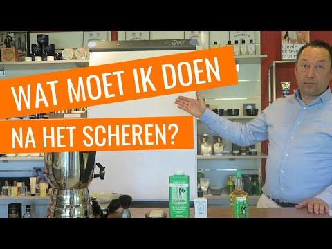 WAT MOET IK DOEN NA HET SCHEREN? - Manandshaving.nl