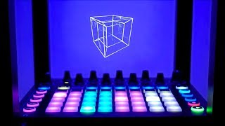 Hypercube - Minimal Techno on the Novation Circuit