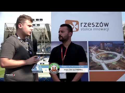 Na żywo: Stal Rzeszów - Górnik Polkowice [STUDIO PRZEDMECZOWE]