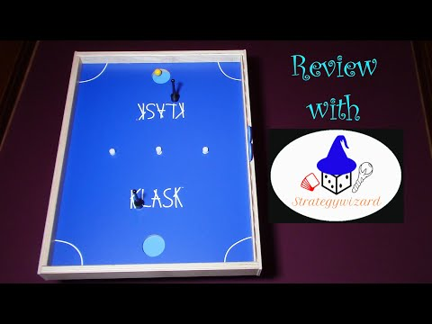 Klask Review with Strategywizard