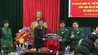 Phó Thủ tướng Trương Hòa Bình yêu cầu làm rõ việc thu phí ở trạm Bến Thủy