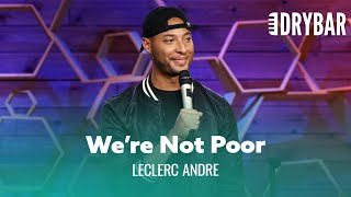 No One Is More Broke Than A McDonald's Employee. LeClerc Andre - Full Special