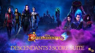 Descendants 3 Score Suite - Descendants 3