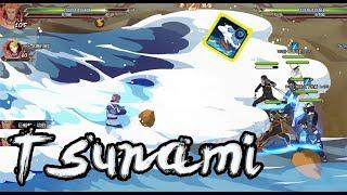 Tsunami Warning - Naruto Online