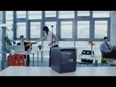 Video of the Rexel Auto+ 80X - A Grade Shredder