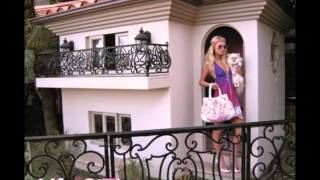 Paris Hiltons Luxury Dog Mansion !!!