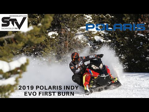 2020 Polaris RMK EVO 144 ES in Monroe, Washington - Video 2