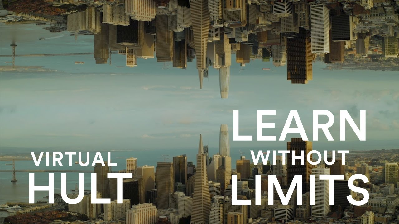 Learn without limits | Virtual Hult