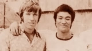 The Truth About Bruce Lee And Chuck Norris' Relationship