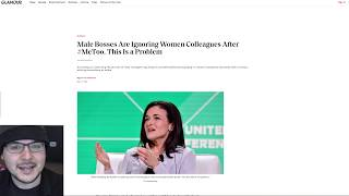 #MeToo Backlash Keeps Getting WORSE As MORE Men Won't Work With Women