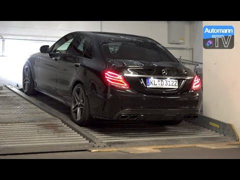 2015 Mercedes-AMG C63 S (510hp) - Pure SOUND Mp3
