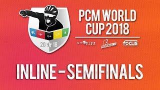 PCM WORLD CUP 2018 | Route Inline | Demi-finale | Jour 1 | Groupe C