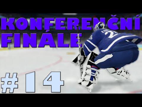 NHL 19 | KOBLIH GOLMANEM #14 | KONFERENČNÍ FINÁLE! | CZ/SK