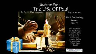Sketches for the Life of Paul