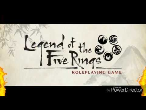 Legend of the Five Rings rpg review