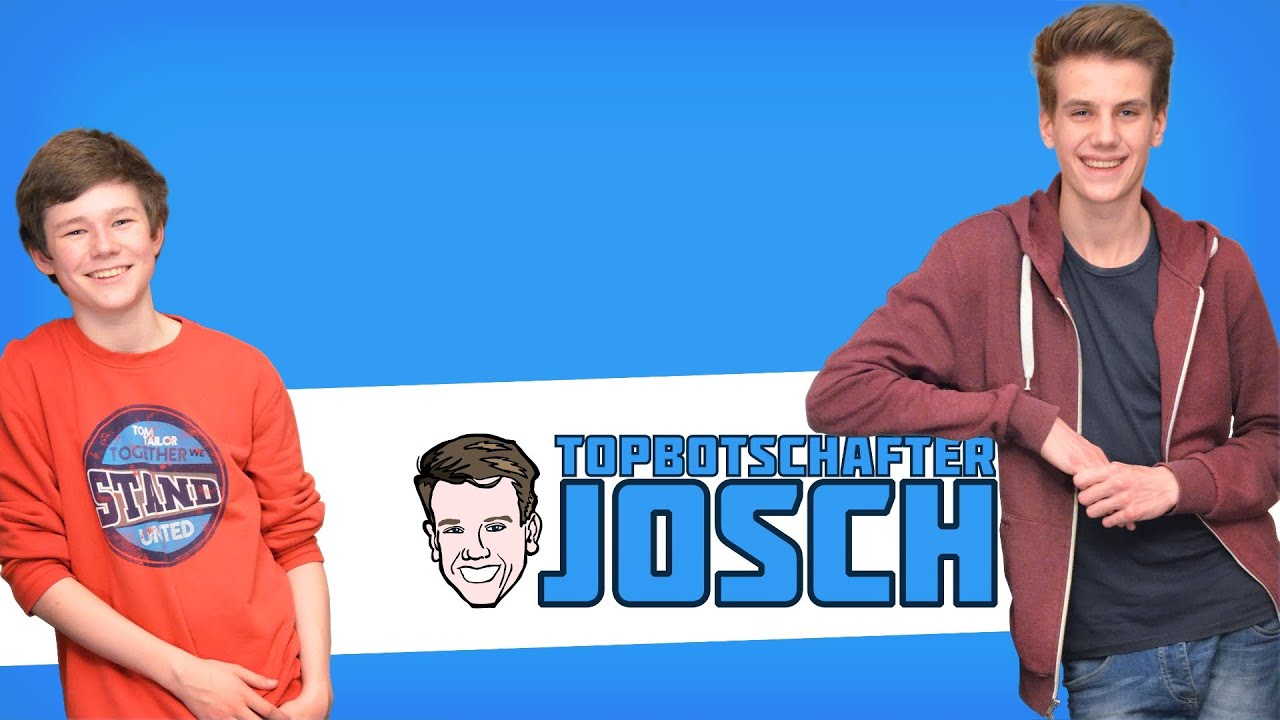 DANKE! mit ALEXIBEXI - #5 Topbotschafter Josch