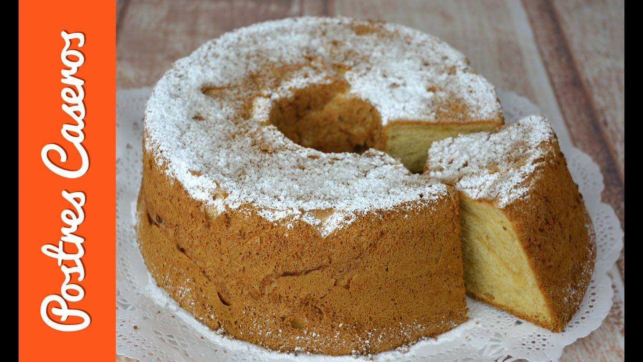Angel food cake | Javier Romero