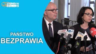Zawiadomienie o możliwości popełnienia przestępstwa przez szefową Kancelarii Sejmu