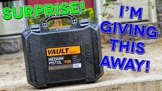 Surprise Pistol Case - Pelican Vault - TGC Unbox!