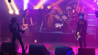 LIVE HD 13/11/2013 The Darkness - Curse of the Tollund Man Live at the Electric Ballroom