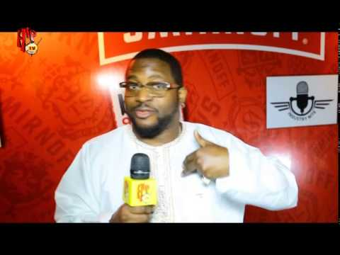 THE ELECTION FOR ME IS A VIP EXPERIENCE OLU MAINTAIN Nigerian Entertainment News
