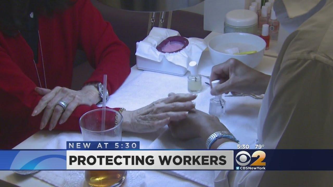 Law Protects Nail Salon Workers #EsperanzaMia