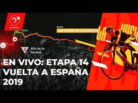 EN VIVO: Siga la etapa 14 de la Vuelta a España 2019
