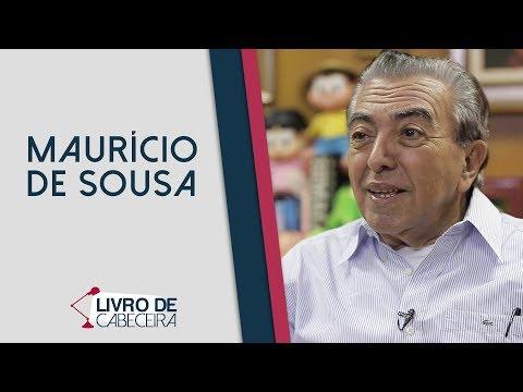 Livro de Cabeceira #24: Maurício de Sousa