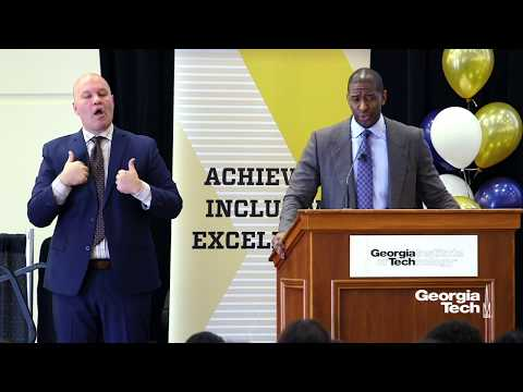 2020 Black History Month Lecture Featuring Andrew Gillum (video)