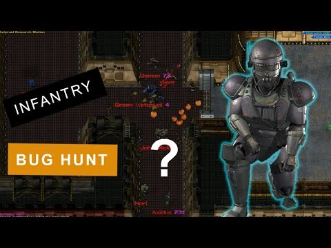 Infantry Online - Bug Hunt Zone Preview
