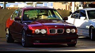 BMW E34 525 M50 на TOYOTA ДМРВ