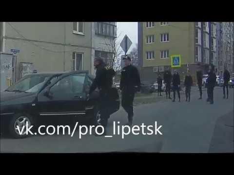 Беспредел ГБР в Липецке