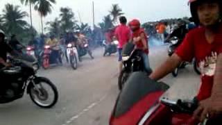 preview picture of video 'Jalan mati (Ban Pecah)'