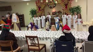 3rd Grade Christmas Pageant - Convent