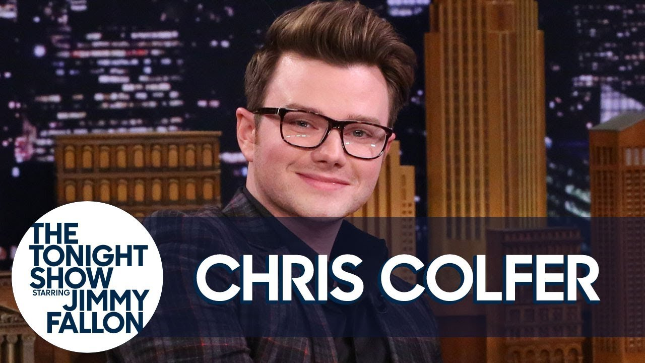 Chris Colfer Got Read by a Shade-Throwing Pet Psychic thumbnail