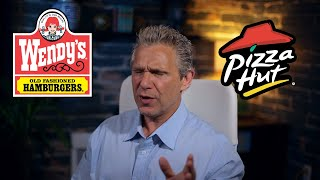Pizza Hut & Wendy's 1600 Stores File for Bankruptcy
