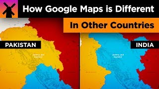 Here's How Google Maps Is Different In Other Countries thumbnail