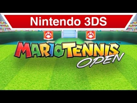 Mario Tennis Open Serves Up Online Play For The 3DS On May 20